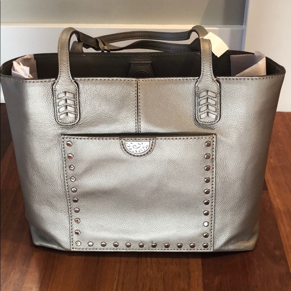 77a826d23ce8 Brighton Reed Soft Tote Bag